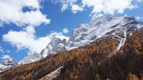 国内初级雪山攀登线一览